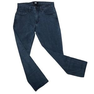 Paige Lennox Slim Fit Dark Wash Jeans